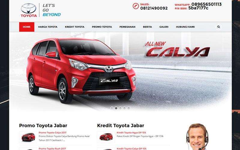 Info Toyota Jabar