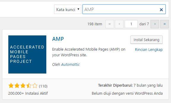 amp wp