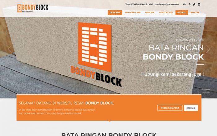 bondyblock