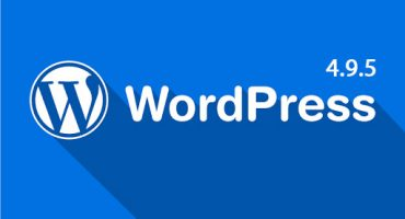 Update Wordpress Terbaru 4.9.5