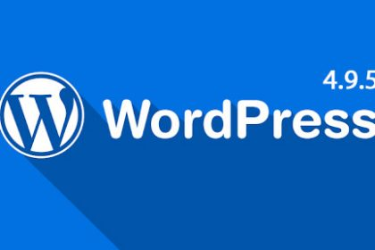 Update Wordpress Terbaru 4.9.5