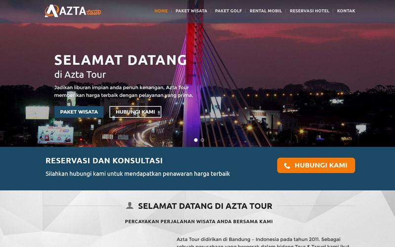 azta tour