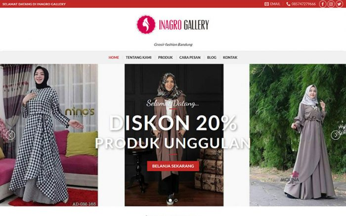 inagro gallery
