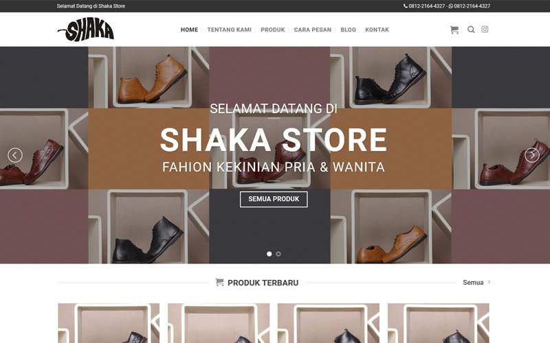 shaka store