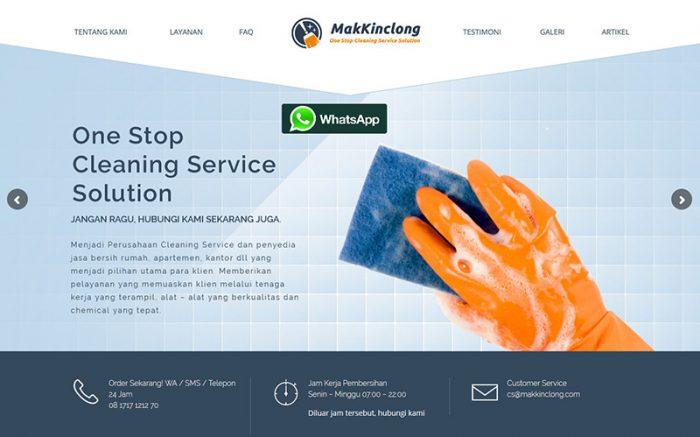 mak-kinclong