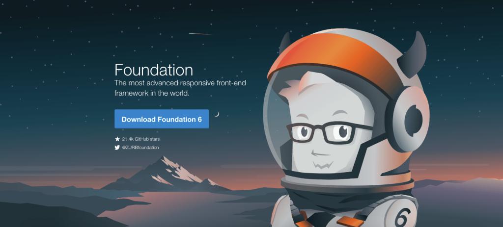 Framework CSS Terbaik Untuk Pengembangan Website - Foundation
